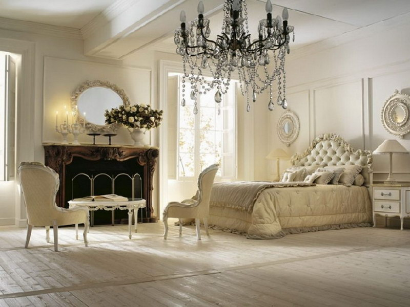 Ava Mirrored Bedroom Furniture