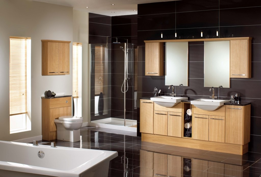 Fitted Bathroom Furniture Ideas