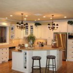 French Provincial Kitchen Island