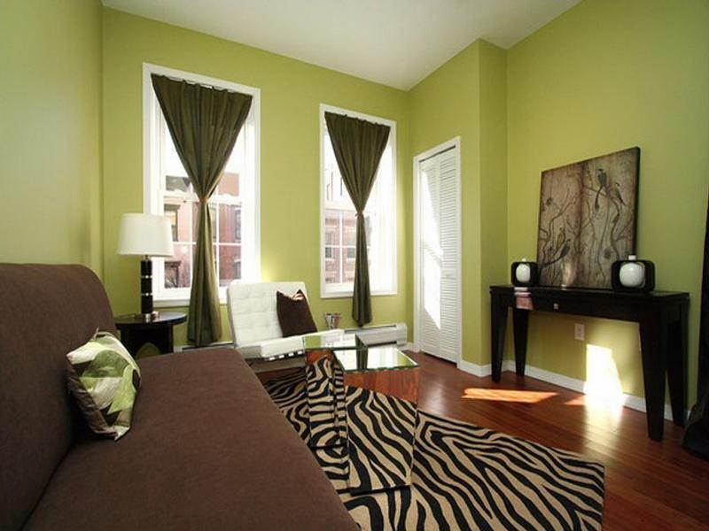 Lime Green And Brown Curtains