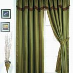 Lime Green Window Curtains