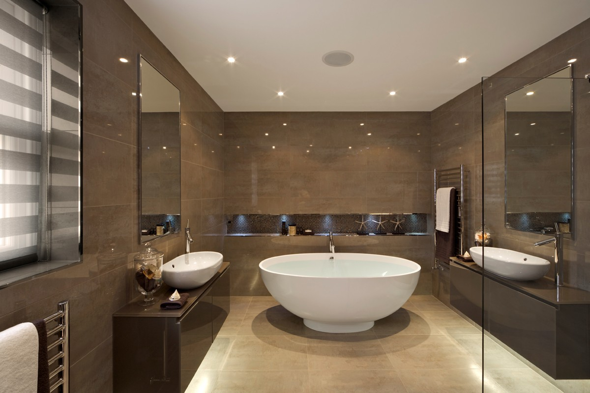 Modern Bathroom Renovations Ideas