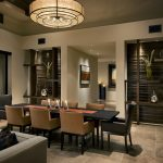 Modern Light Fixtures Dining Room