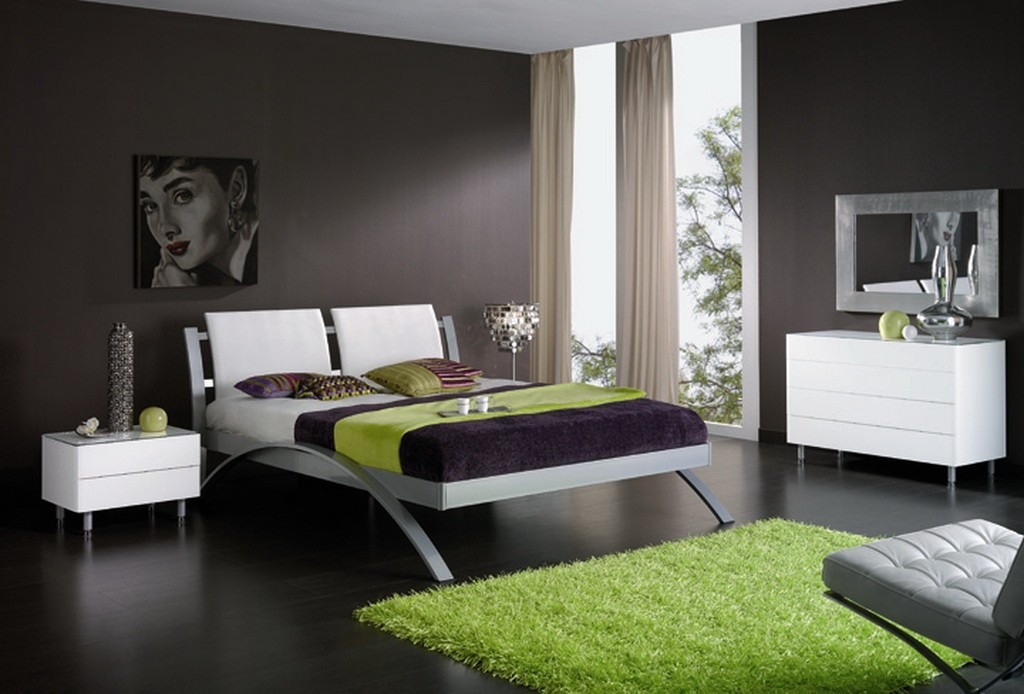 Modern Teenage Bedroom Furniture