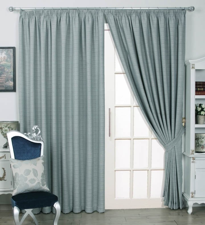 Sheer Pinch Pleat Curtains