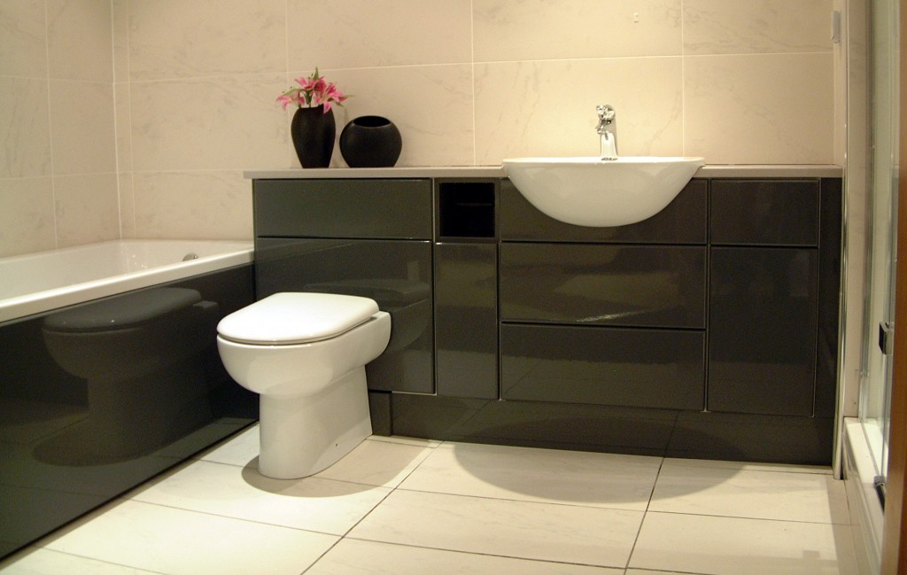 Slimline Fitted Bathroom Furniture