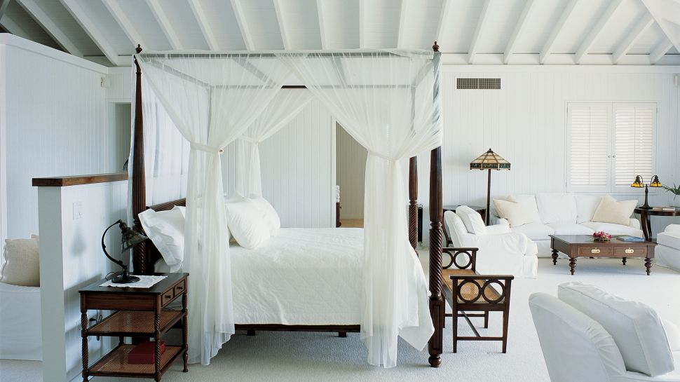 Ideas and Photos of Canopy Bedroom Sets