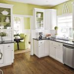 White Kitchen Colour Schemes