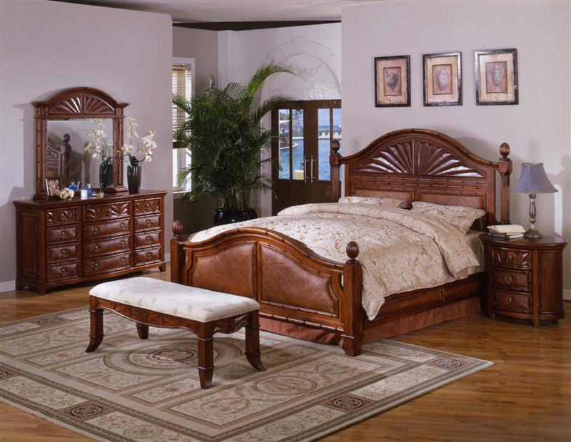 Wicker Bedroom Furniture for a more Natural Atmosphere