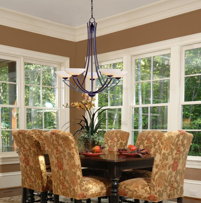 Great ideas for your Dining Room Light Fixture