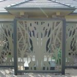 3ft Decorative Fence Panels