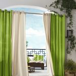 Bay Window Decorative Curtain Rods