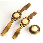 Brass Dresser Drawer Pulls
