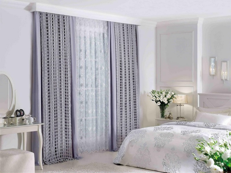 Ceiling Curtain Room Divider