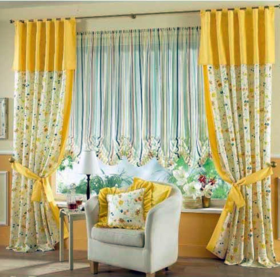 Decorative Curtain Rod