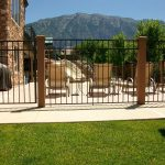 Decorative Steel Fence Panels