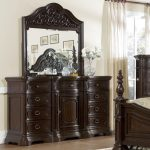 Drexel Dresser With Mirror