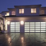Fiberglass Carriage Garage Doors