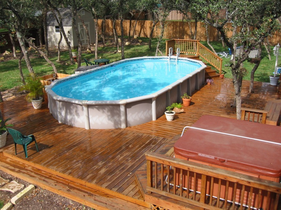Fiberglass Swimming Pool Installation