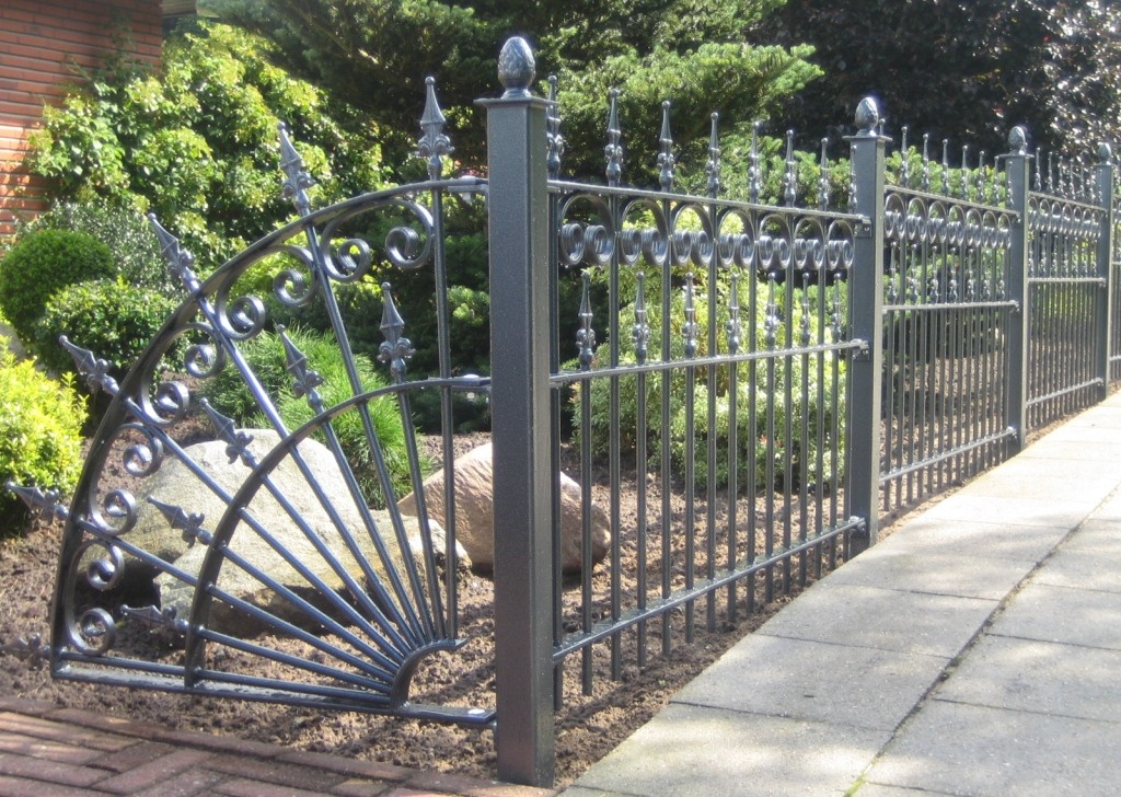 Simple Decorative Fence Panels