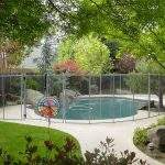In Ground Pool Safety Fence
