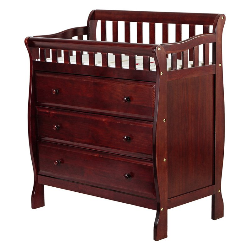 The Benefits of a Changing Table Dresser for your Baby