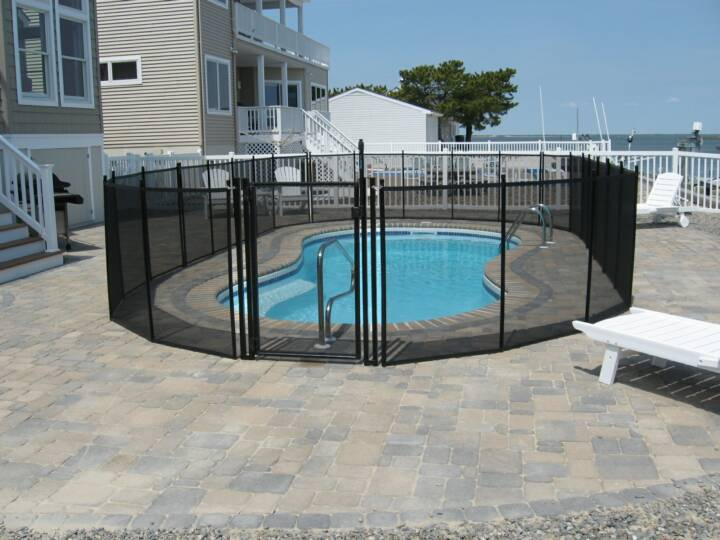 Safety Pool Fences