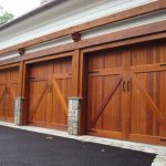 Wooden Garage Door Frames