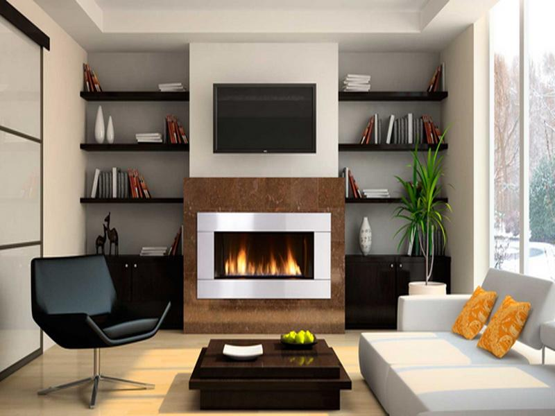 Living with a Modern Gas Fireplace