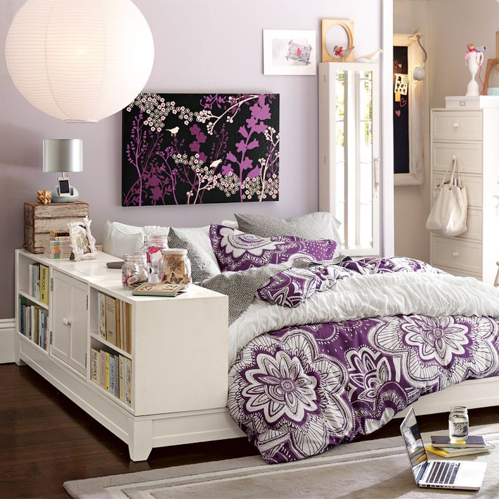 Teenage Girl Room Ideas and Designs
