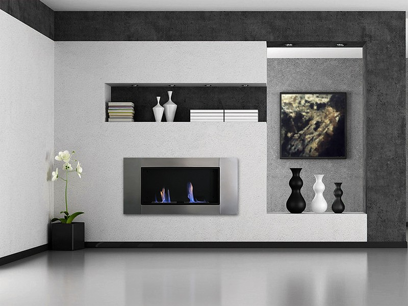 Smokeless Fireplace Inserts
