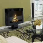 Smokeless Indoor Fireplace