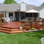 Backyard Wood Decks