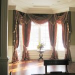 Bay Window Treatment