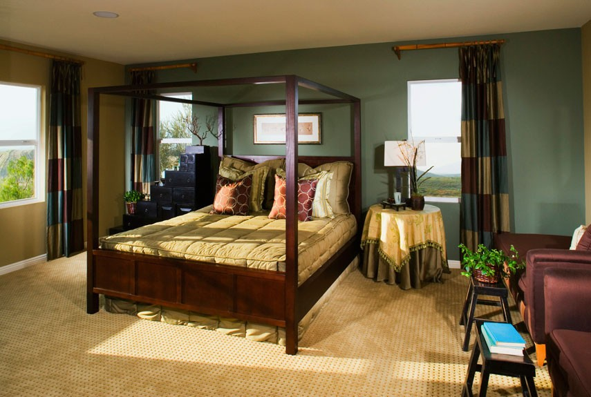 The Hottest Master Bedroom Colors