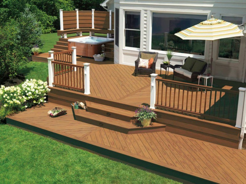 Tips to Build Amazing Backyard Decks