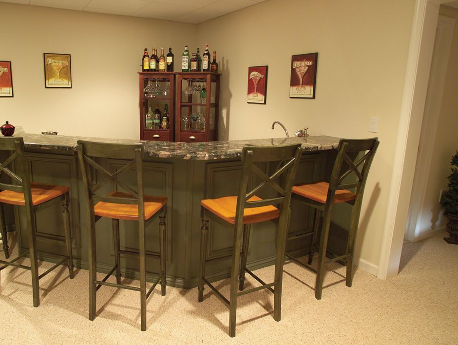 Small Basement Remodeling Ideas