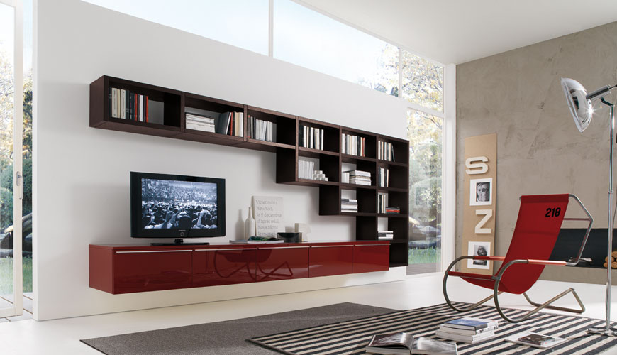 Wall Units For Living Rooms