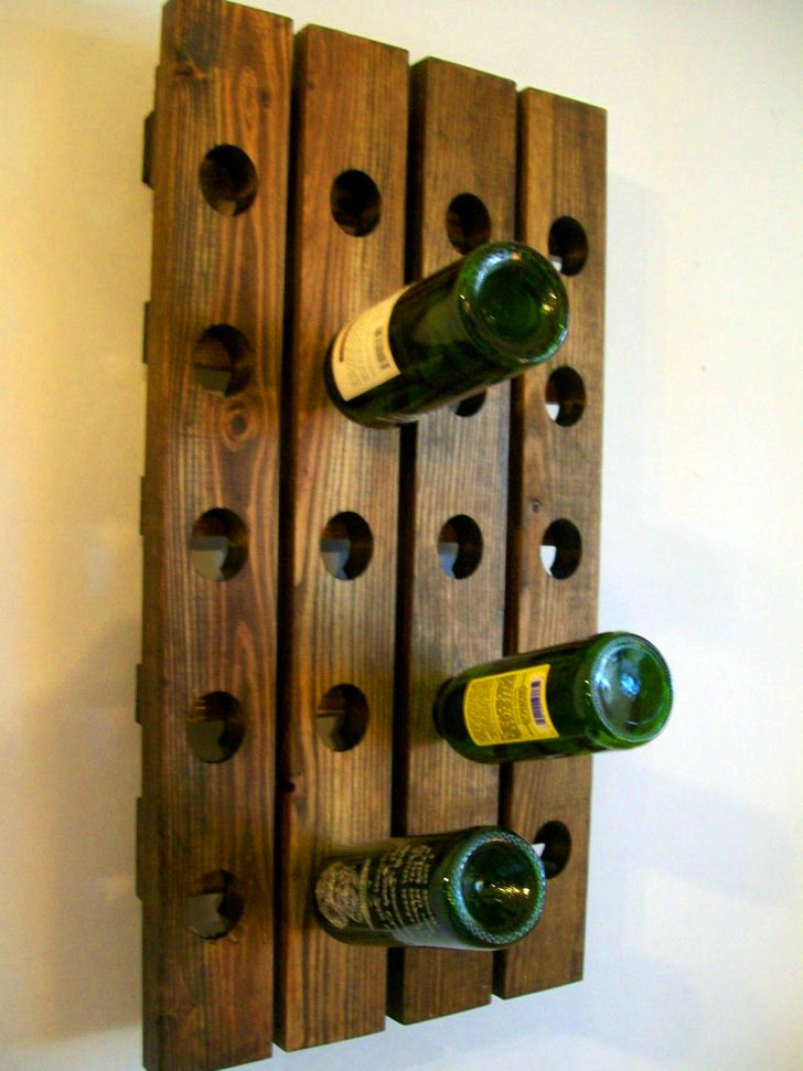 Considerations for a Wall Mount Wine Rack