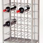 wine cellar racks metal