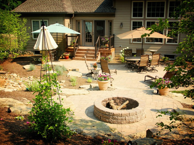 backyard fire pit design ideas a creative mom