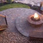 backyard fire pit ideas landscaping