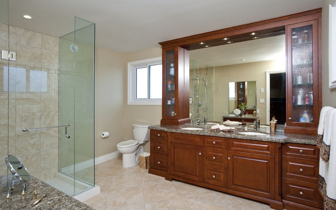 Bathroom renovation cost a creative mom for What s the average price to remodel a bathroom