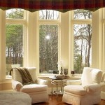 Bay Window Curtain Treatments