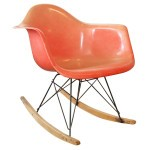Eames Rocking Chair Comfortable