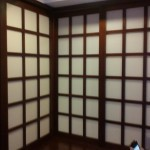 Japanese Sliding Room Dividers