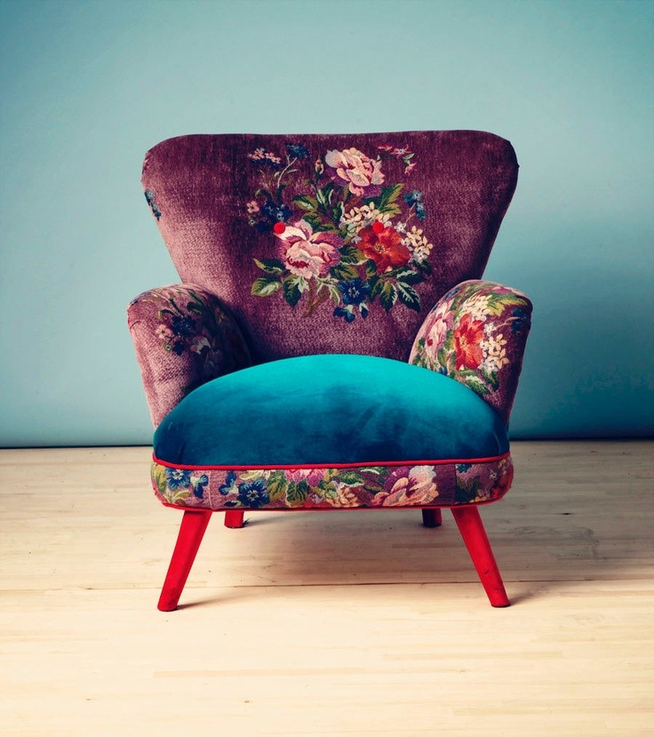 how to make a wooden chair upholstered