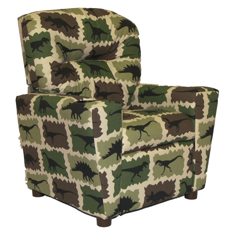 Upholstered Rocking Chair For Kids images