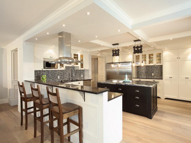 The Benefits of Kitchen Island with Seating