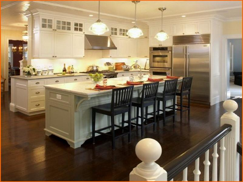 Kitchen Island With Chairs A Creative Mom